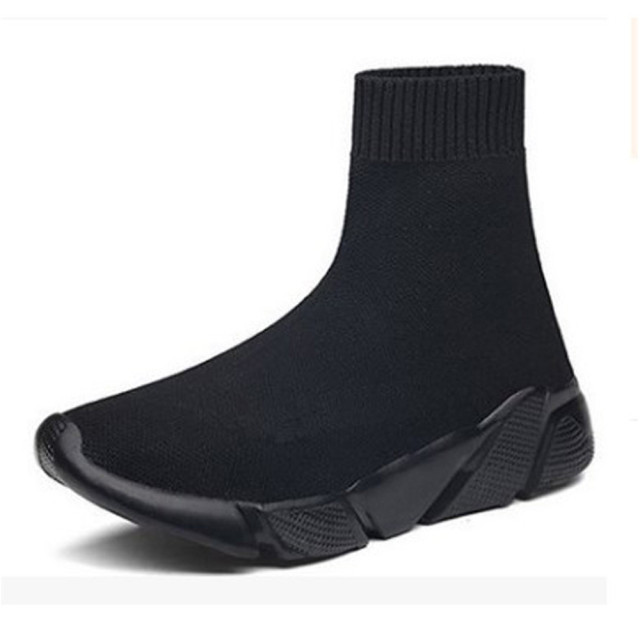 Women Men Shoes Cotton Warm Men's Boots Casual Shoes High Quality Soft Comfortable Flats 2019 New Fashion Black Women Boots