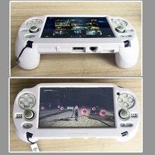 2in1 Case Cover Voor Psv 1000 Handvat L2 R2 Trigger L3 R3 Trigger Ps Vita 1000 Slim Game Console Voor ps4 Pc Gamepad Accessoires