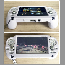 2in1สำหรับPSV 1000 Handle L2 R2 Trigger L3 R3 Trigger PS VITA 1000เกมคอนโซลเกมสำหรับps4 Pc Gamepadอุปกรณ์เสริม