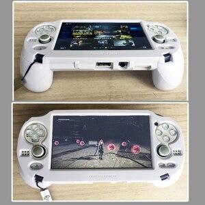 Image 1 - 2in1 kılıf kapak PSV 1000 kolu L2 R2 tetik L3 R3 tetik PS VITA 1000 Slim oyun konsolu için ps4 pc Gamepad aksesuarları