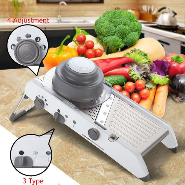 brixini.com - 18 IN 1 Multi-functional Easy Food Chopper/Slicer