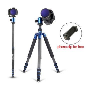 Zomei z818 Τρίποδο – μονόποδο με βάση για κάμερα