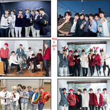 Bangtan Sonyeondan Boys2019 latest hd poster decoration picture paper printing home decoration buy 3 get 4(China)