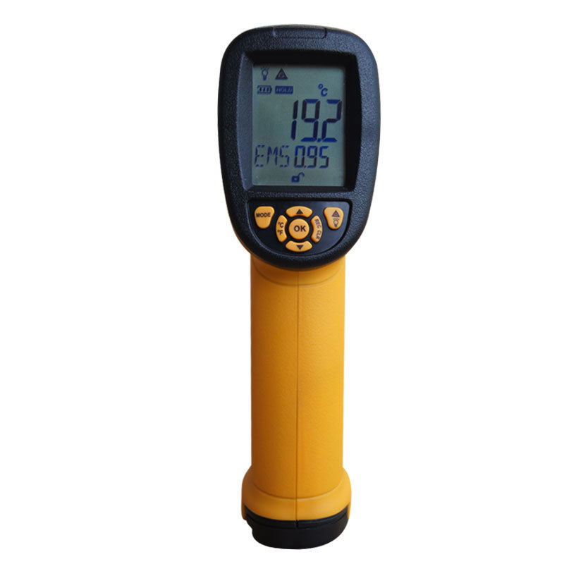 High Temperature Infrared Thermometer AS872D -50~1150C(-58-2102F) non contact digital IR gun infrared thermometer