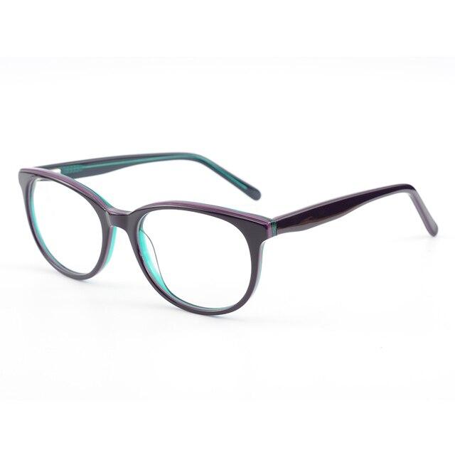 Nice Brand Design High Quality Woman Acetate Eyewear Eyeglass Frames ...