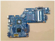 100 tested good laptop motherboard for toshiba satellite C850 L850 H000052630 HM76 AMD HD7610M DDR3