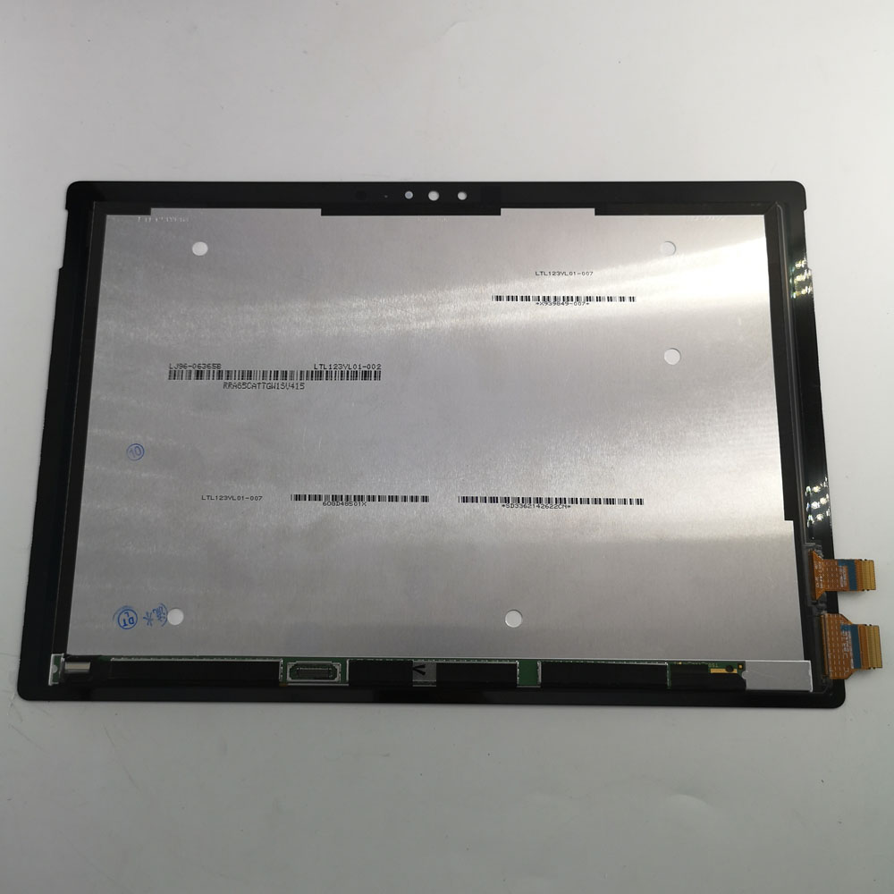 US $99 0 10% OFF|For Microsoft Surface Pro 4 (1724) LTN123YL01 001 Touch  Screen Digitizer Sensor Glass LCD Display Monitor Module Panel Assembly-in