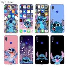 Uyellow Cartoon Cute Stitches Case For Redmi S2 Note 4 5 6 7 7S 4X 5A 5P 6A 7A Y3 Xiaomi F1 8 lite 9 SE 5X 6X Cover