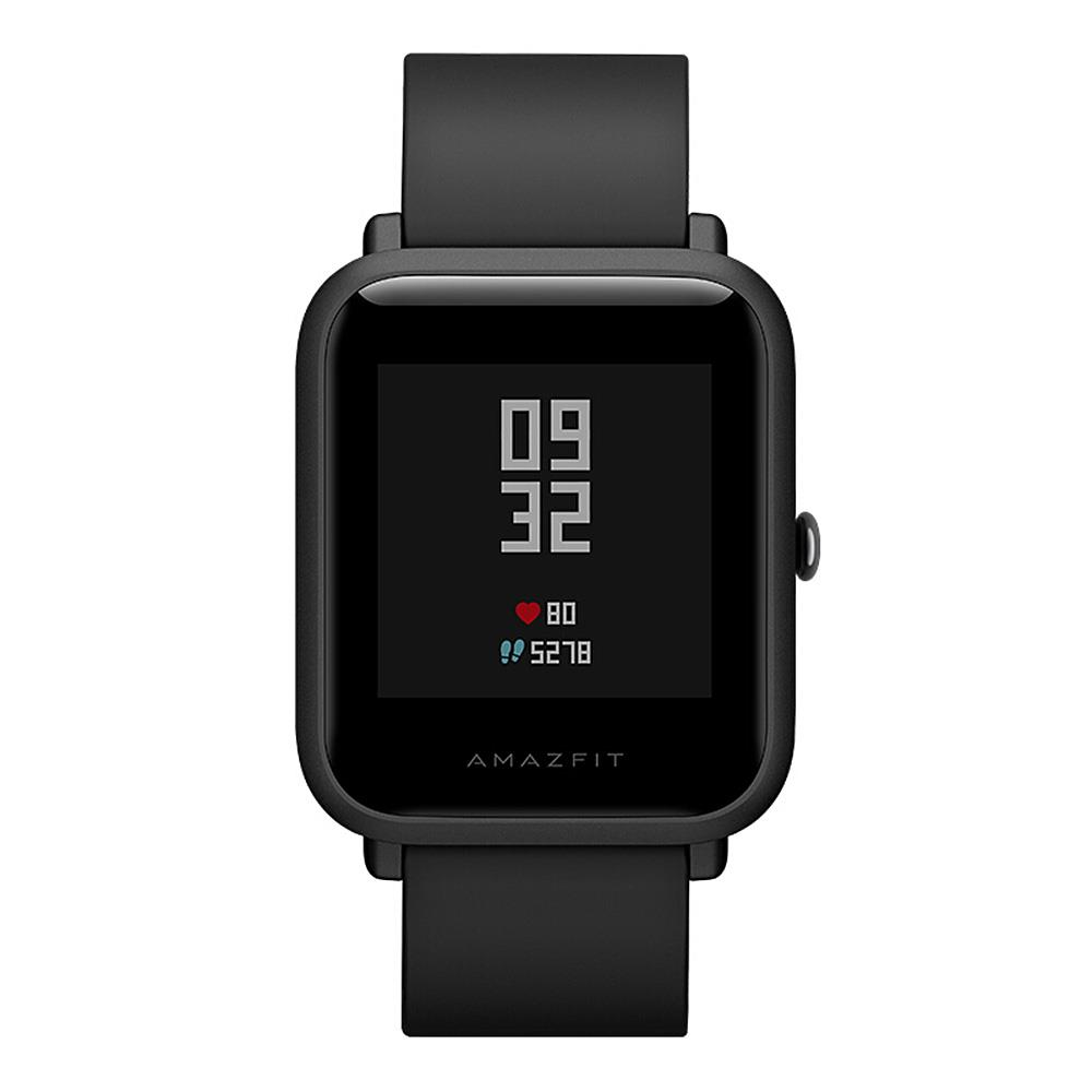 International Version Huami Amazfit Bip IP68 GPS Smart Watch 45 Days Standby Support Strava Heart rate health tracker-in Smart Watches from Consumer Electronics    1