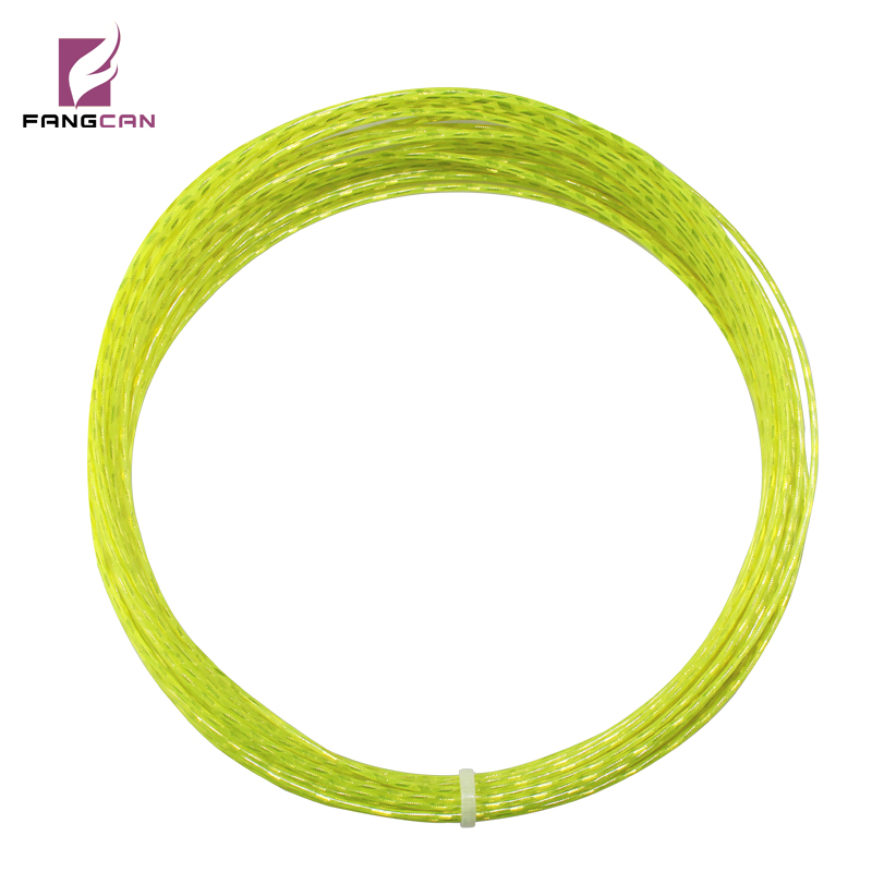 1 st FANGCAN TS101 Filaments Polyester Tennis String för Tennis Racket 1.35mm Diameter 10m / pc
