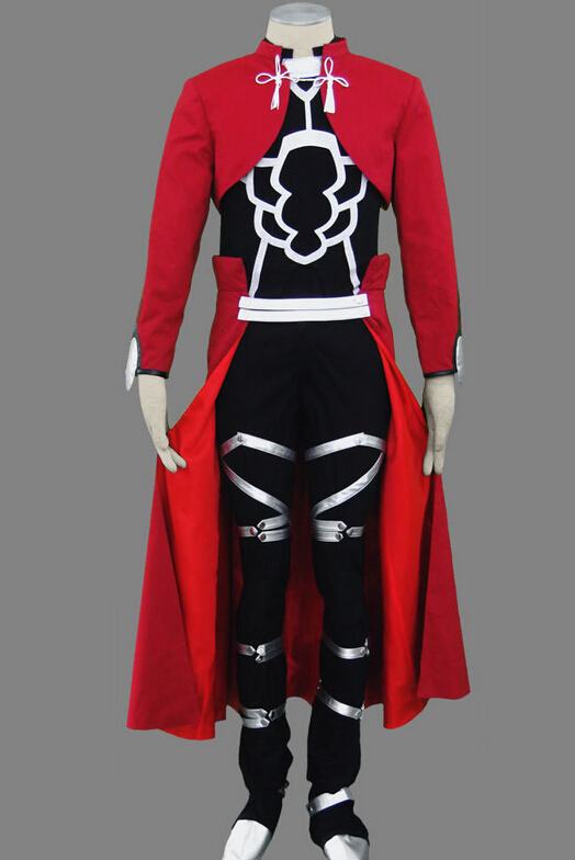 Customized Anime Fate Stay Night Archer Cosplay Any Size Mens Cool Costumes for Comic-Con MR0121