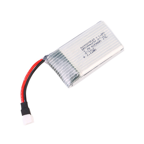 Image 2 - High Quality 3.7V 600mAh 25C Lipo Battery Part for WLtoys V931 SYMA X5C Quadcopter Drone 92M4-in Parts & Accessories from Toys & Hobbies