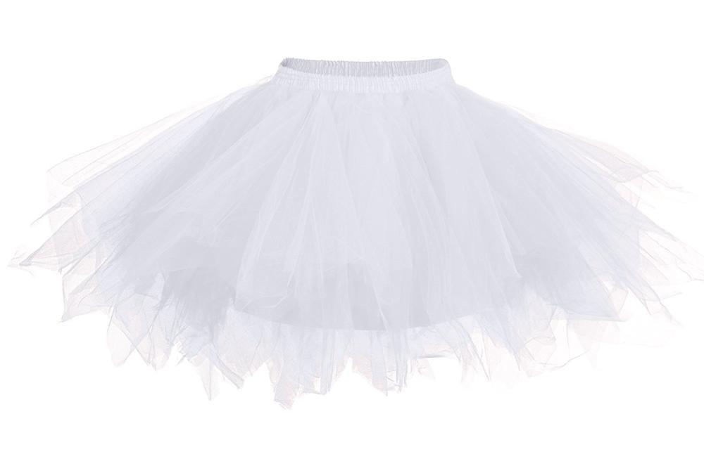728f76c2c 2019 faldas de tul para mujer alta calidad elástico tul adolescentes capas  verano mujeres adultos tutú Falda plisada Mini faldas