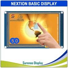 """5.0 """"NX8048T050 Nextion base HMI Smart USART UART série résistive tactile TFT LCD Module panneau daffichage pour Arduino framboise Pi"""