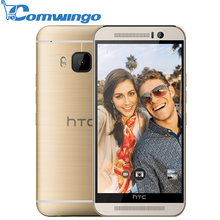Original Unlocked HTC One M9 Mobile Phone 4G LTE 1920*1080P 20MP Octa-Core 5.0 inches 3GB RAM 32G ROM Octa Core Android 5.0