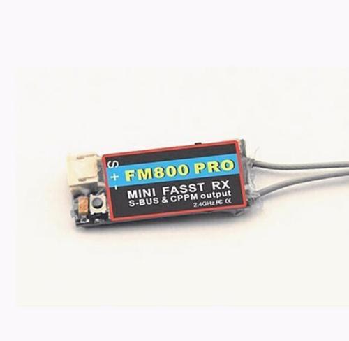 Mini Fasst RX Receiver 2.4G FM800 pro SBUS CPPM Compatible Futaba F3 CC3D Naze32Mini Fasst RX Receiver 2.4G FM800 pro SBUS CPPM Compatible Futaba F3 CC3D Naze32