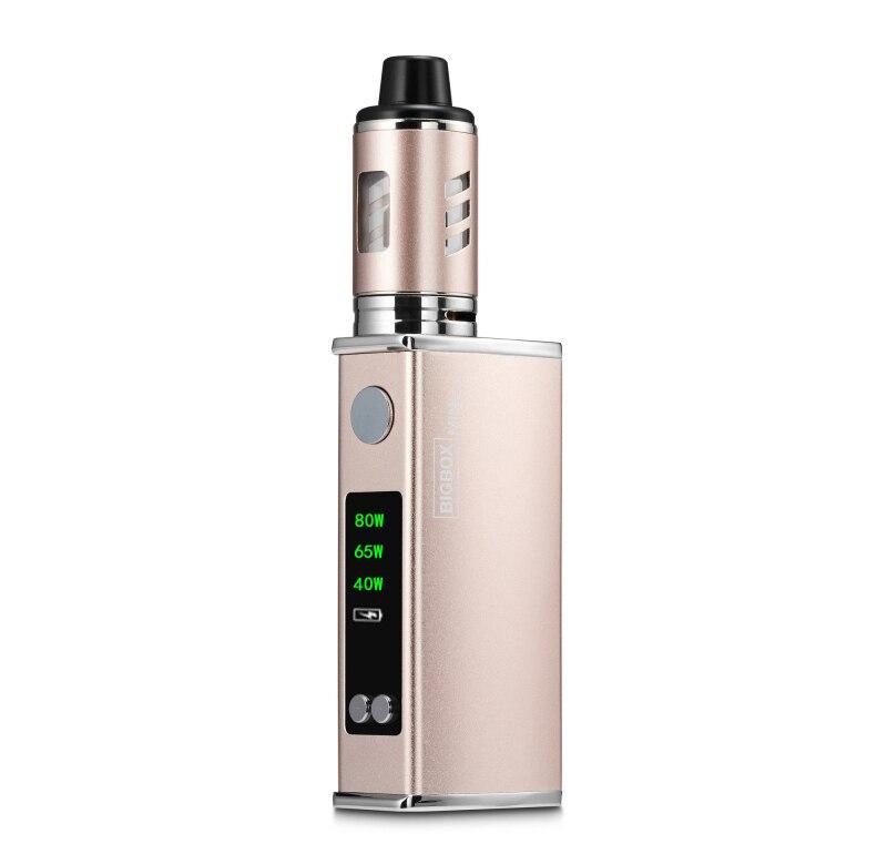 New 40W 65W 80W Vape Mod Box Kit Vaporizer Huge Vapor E Cig Electronic Cigarette_3