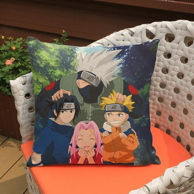 Naruto Ninjia Hokage Cuscini Decorativi Per Divano Seggiolino Auto cuscino di Ti