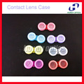 100pcs/lot Wholesale CLC06 Lovely  Bear Contact Lenses Box & Case Fashion Contact Lens Case  Promotional Gift Free Shipping