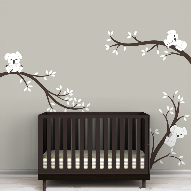 Oversize Removable Koala Tree Branches