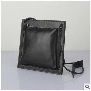 Vintage De black Femmes D'épaule Messager Petit Occasionnel Véritable Sac Rabat Cuir Black 100 Voyage Apricot With w0ZnqxzSx