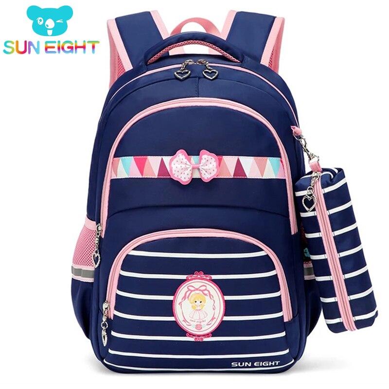 2018 NEW For Girl Backpack School Bags Children Wholesale Rucksack Shoulder Bags For Girls School Bag Kid Gift Birthday