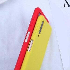 Image 3 - Cassa Del Telefono della caramella Per Samsung Galaxy A7 2018 A750F Custodie Molle Della Copertura di TPU Per Samsung Galaxy s10 S10E S10 S8 s9Plus J4 J6 2018 Plus