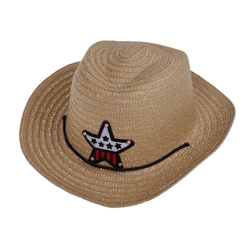 น่ารักเด็กผู้หญิงโพลีเอสเตอร์หมวก Sun หมวกเด็กขนาดใหญ่ Brim Beach ฤดูร้อน Boater ชายหาดริบบิ้นรอบแบนหมวก 50 -54 ซม