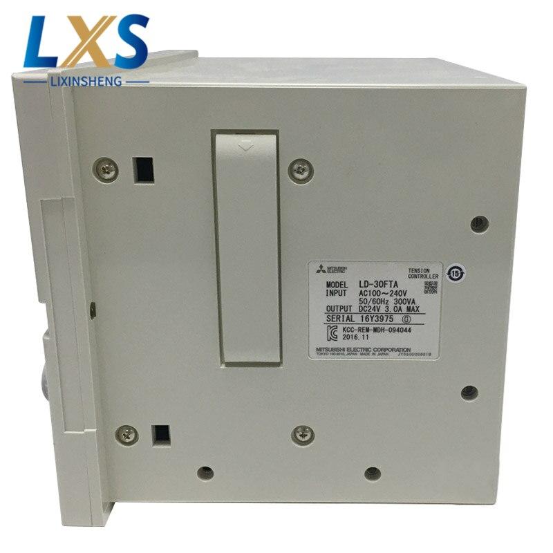 Купить с кэшбэком Japan Mitsubishi LD-30FTA Semi-Automatic Tension Controller Output DC24V 3A DC0~5V For Total Thickness Measurement