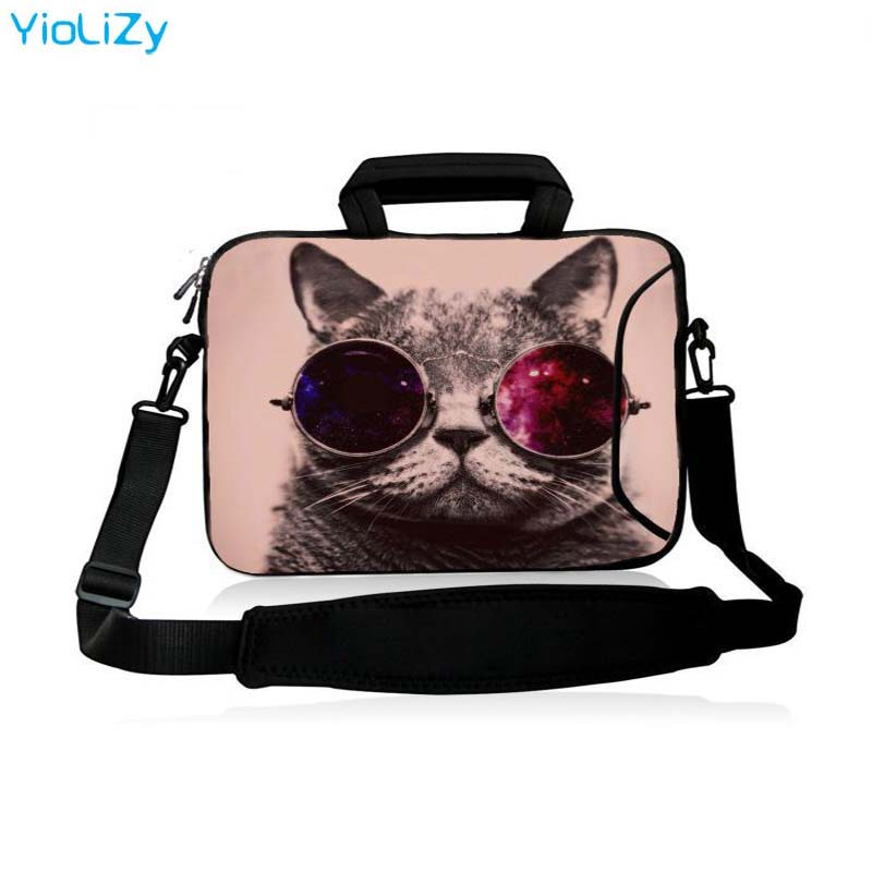 13 15 17 Laptop shoulder Bag 10 1 11 6 13 3 14 4 15 4 15 6 17 3 Notebook Messenger Case sleeve For macbook Pro 15 retina SB hot5 in Laptop Bags Cases from Computer Office