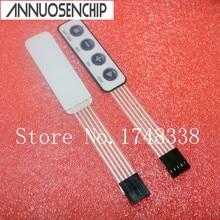 new white surface   Mini 4 key   Membrane Switch   Monitor Switch   Matrix keyboard   Membrane keypad control surfaces