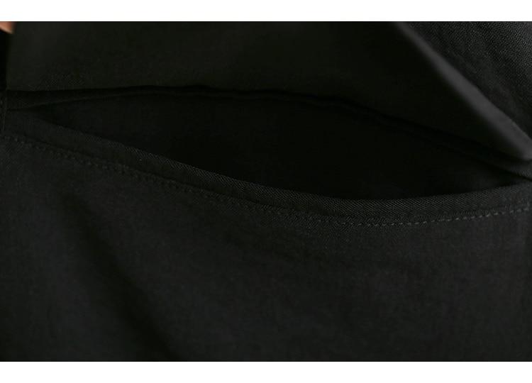 Trench Black A Il Cappotto Oversize Di Donne Del Allentato Delle Vento Formato E Impermeabili Cardigan Lungo Manica Autunno Getsring Giacca Più Nero Sette Split 8a5qwq