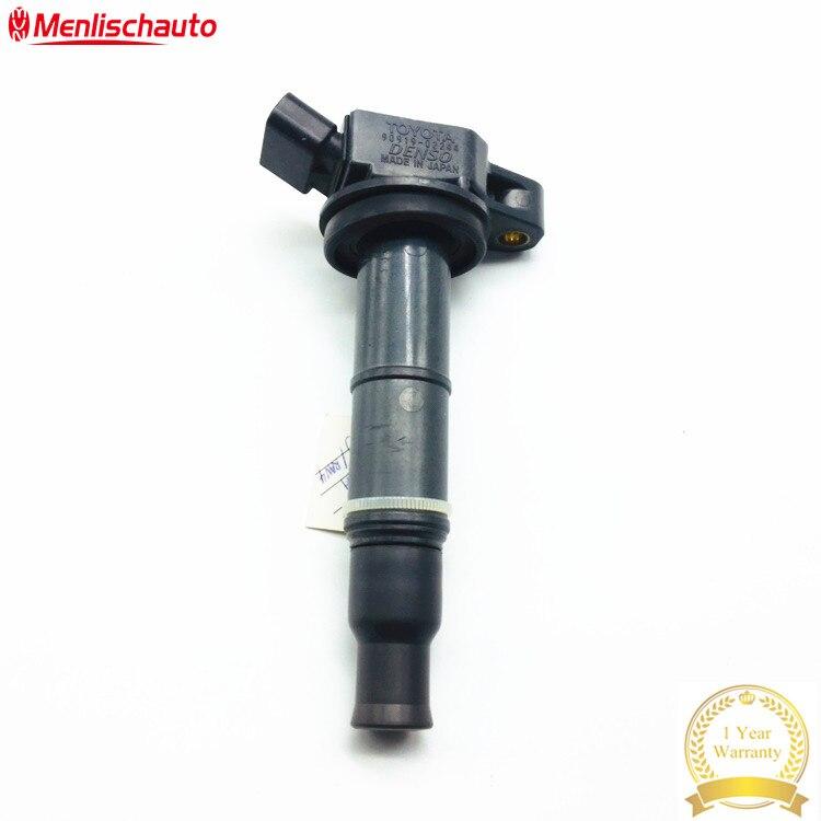 Meilleure Performance bobine d'allumage OEM 90919-02244 90919-02266 90080-19023 9091902244 9091902266 9008019023 pour voiture japonaise