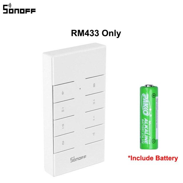 RM433 Remote Control
