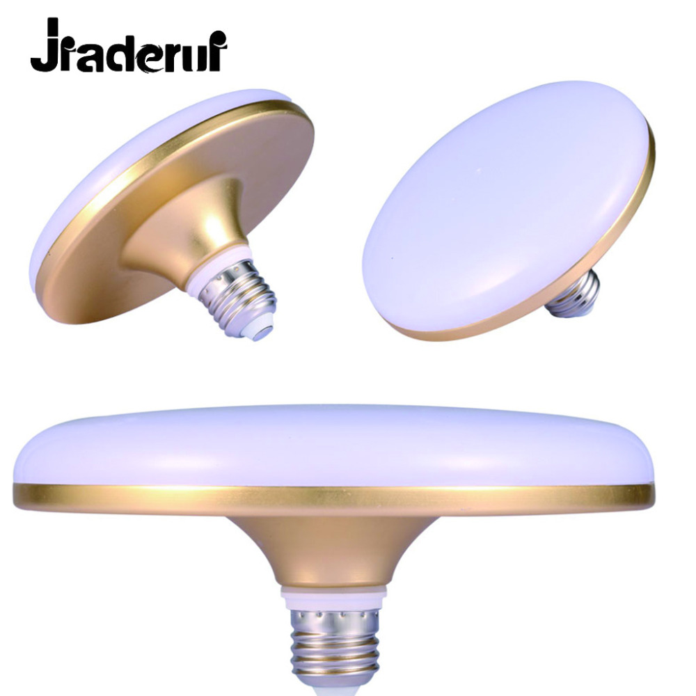 Jiaderui LED Lamp E27 220V 15W 20W 30W 40W 50W 60W Spotlight Light Bulb Cood White LED L ...