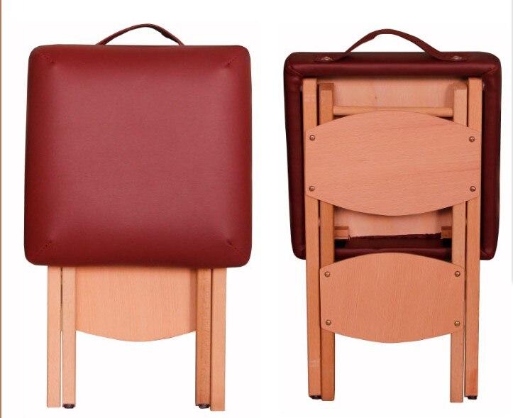 folding wood stools