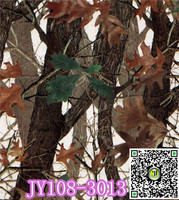 Jetyoung Dipping Water Transfer Printing Film Water Transfer Type And Film Material Type Tree Leaf Pattern