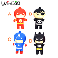 U Disk Full Capacity Cartoon Original USB 4GB 8GB 16GB 32GB 64GB High Speed USB 2.0 Flash Drive 128M 256M 512M Ultra USB