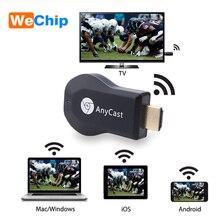 Wechip адресации любому устройству группы m2 Беспроводной Wi-Fi Дисплей экран устройства receiver1080p HDMI ТВ-карты DLNA AirPlay ключ мульти-экран ТВ-карты