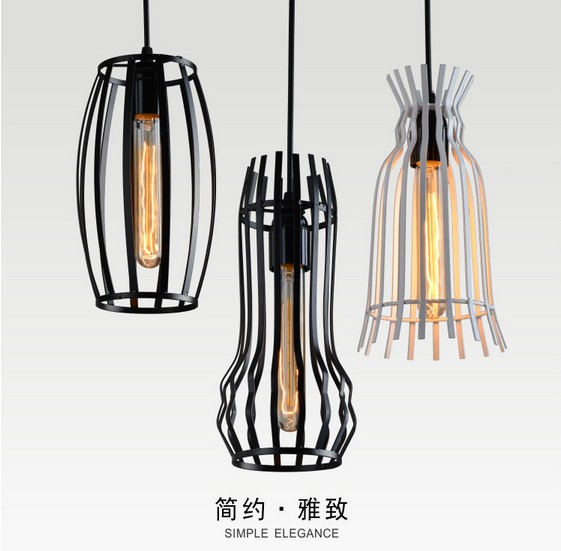 Loft Style Vintage Pendant Light Fixtures Edison Industrial Lamp For Living Dining Room Hanging Droplight Indoor Lighting стоимость