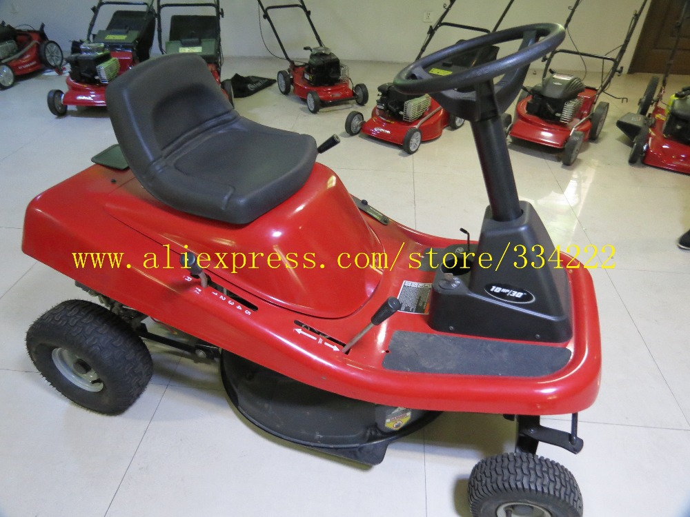hot sale lawn mover tractor riding mover12 5hp bsengine in lawn mower from tools on aliexpress. Black Bedroom Furniture Sets. Home Design Ideas