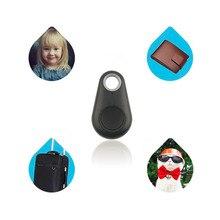 Новейший Портативный Размер Смарт Bluetooth 4.0 Tracer Locator Сигнализации Теги Кошелек Ключ Собака Трекер Ребенка Локатор GPS Ключевых Трекер
