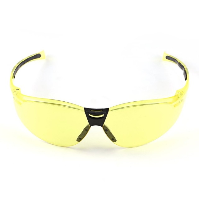 5a21fc1260 Safety Goggles PC Eye Protector Safety Glasses Labor Sand-proof Striking  Resistant Dust proof Security blinkers