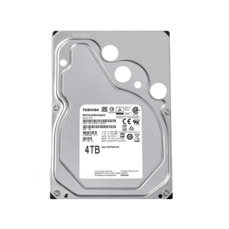 Toshiba 4 tb hdd hd disco rígido 3.5 disco rígido disco rígido 4 tb monitor de computador sata 3 disco rígido interno hdd 128m drevo