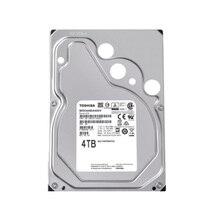Toshiba 4 TB HDD HD sabit Disk 3.5 disko Duro sabit Disk 4 TB bilgisayar monitörü Sata 3 dahili HDD sabit Disk disk sürücü 128M Drevo
