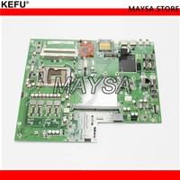 594299 001 For HP Omni 200 200 5000 AIO Motherboard DA0ZN2MB6C0 Mainboard 100%tested fully work