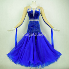 Sparkly Crystals Ballroom Dance Competition Dresses Women/Ballroom Dresses/Ballroom Waltz Dresses/Ballroom Dancing/Waltz Dress let s dance a waltz 1