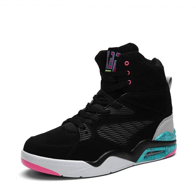 Hautes Chaussures De Sport Avec Coussin D'air pHcsGbOU