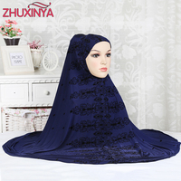 2016 New Women S Muslim Fashion Hijabs Muslim Head Coverings Hijab Turkish Scarves Headscarf Muslim Turban