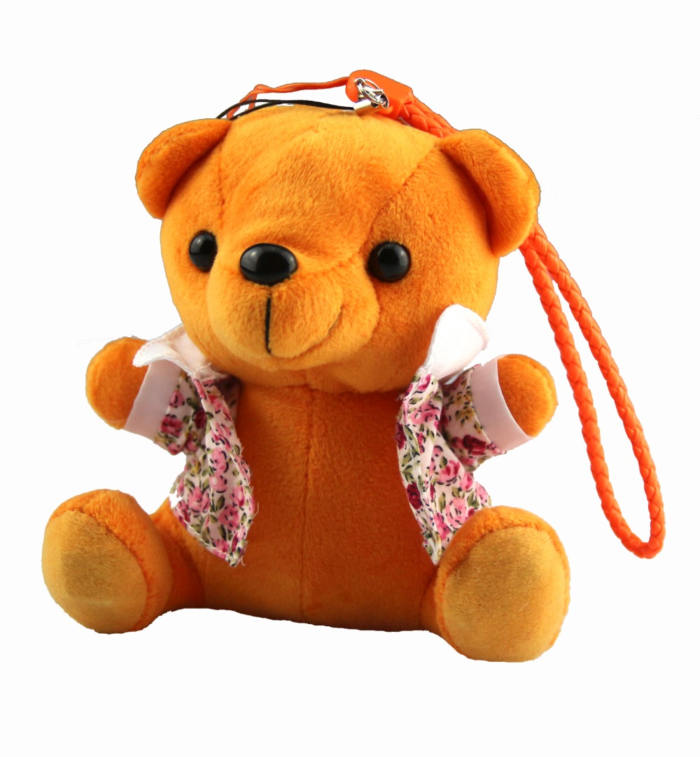 Скрытая плюшевая мультяшная игрушка медведь gps/gsm/gprs персональный